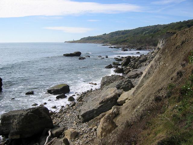 Binnel Bay, Isle of Wight