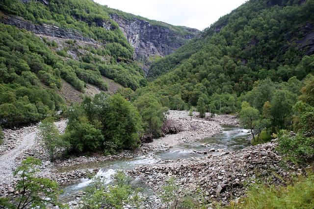The Flam Valley at Kardal