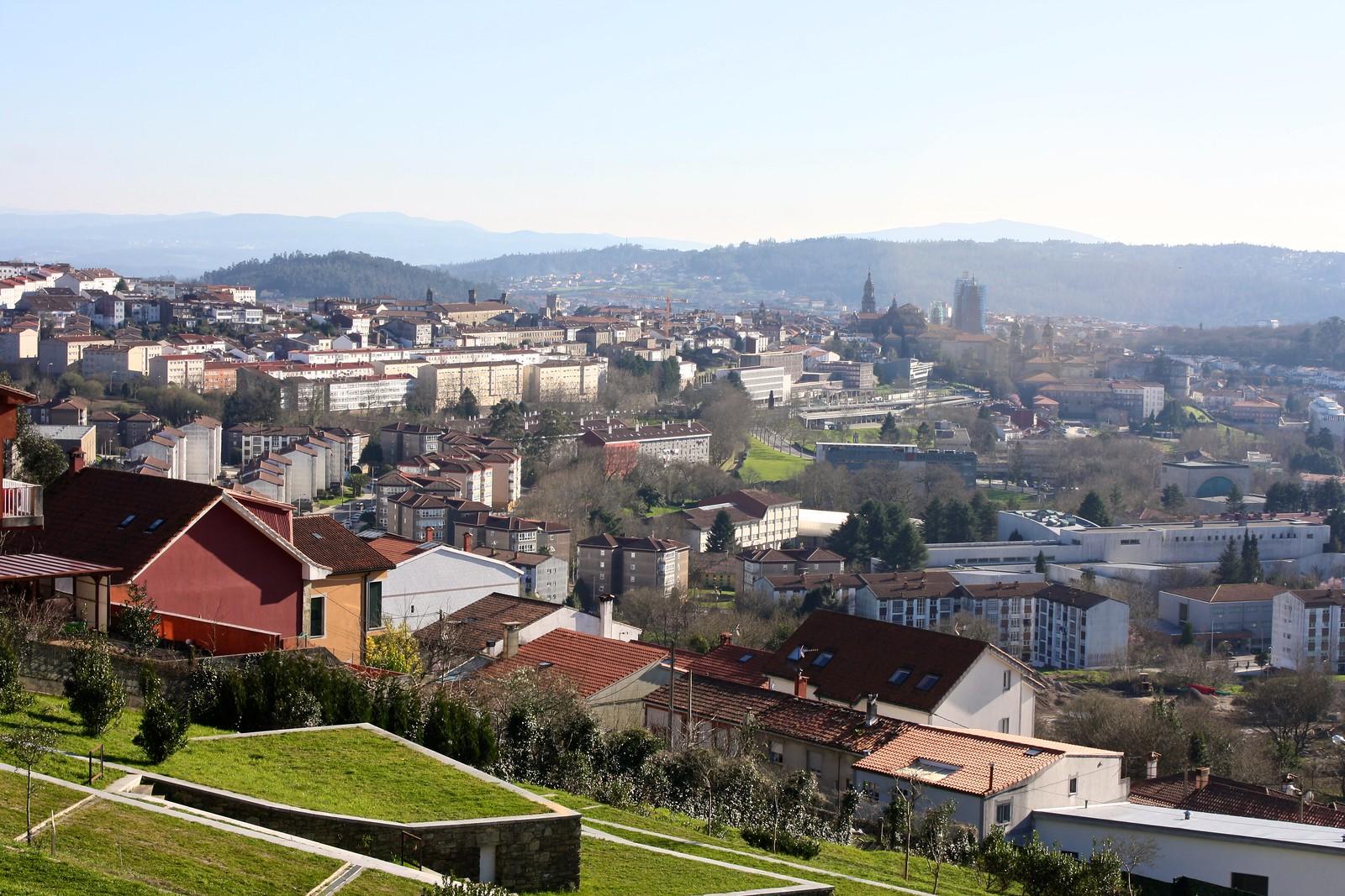 Monte de Deus, Santiago de Compostela, Spain