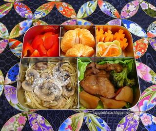 Shoyu Chicken Lunchbots Cinco Bento | by sherimiya ♥