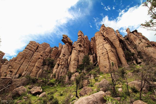 Chiricahua National Monument - Arizona