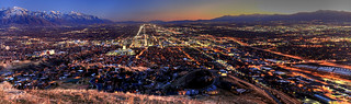 Salt lake city panorama | by hapulcu