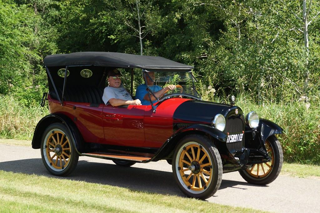 1919 Pan Model A