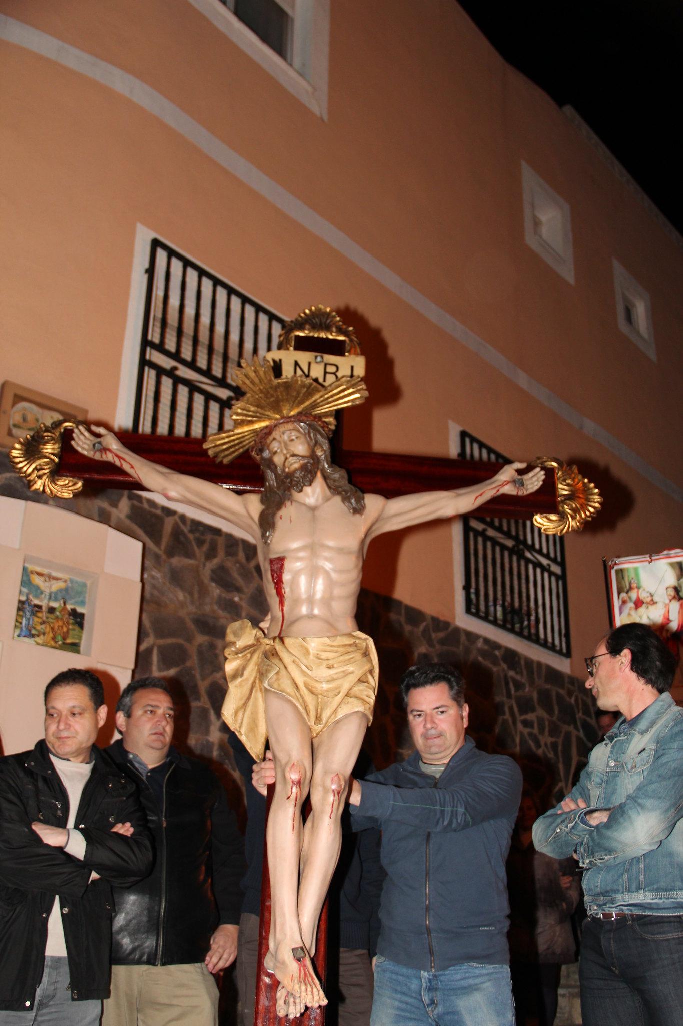 (2015-03-27) - VI Vía Crucis nocturno - Antonio José Verdú Navarro (08)
