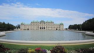 Palacio Belvedere, Austria