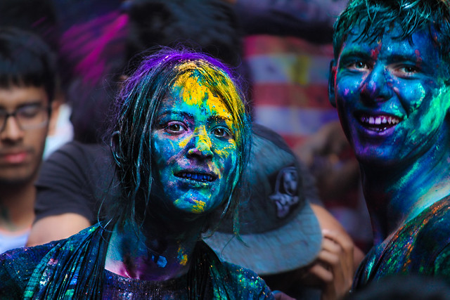 Color Ful,,Holi Day