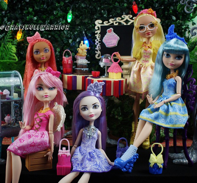 Ain't no party like a birthday ball...party.  #birthdayball #cedarwood #duchessswan #rosabellabeauty #blondielocks #cupid