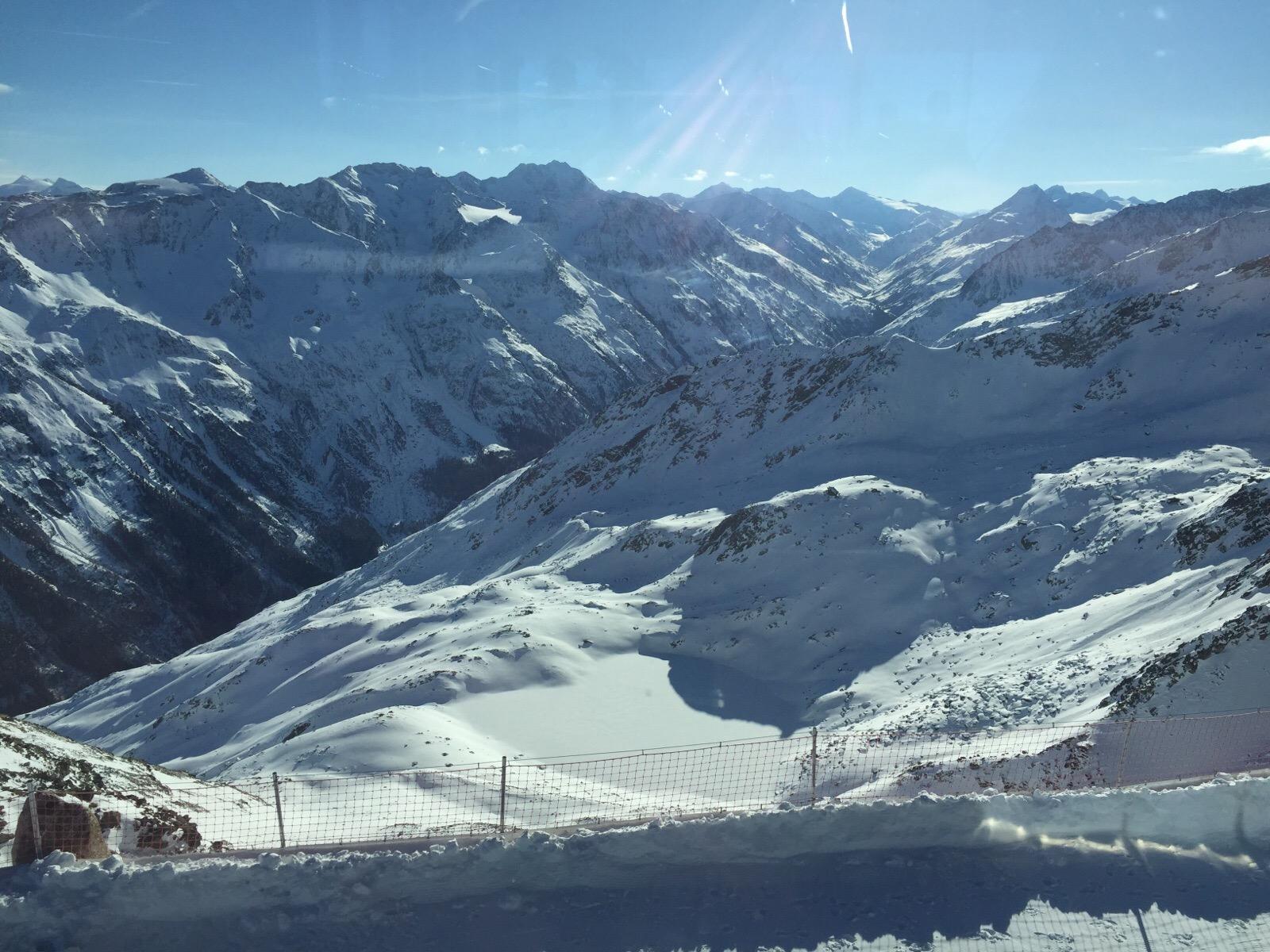 Skiweekend Sölden 2016