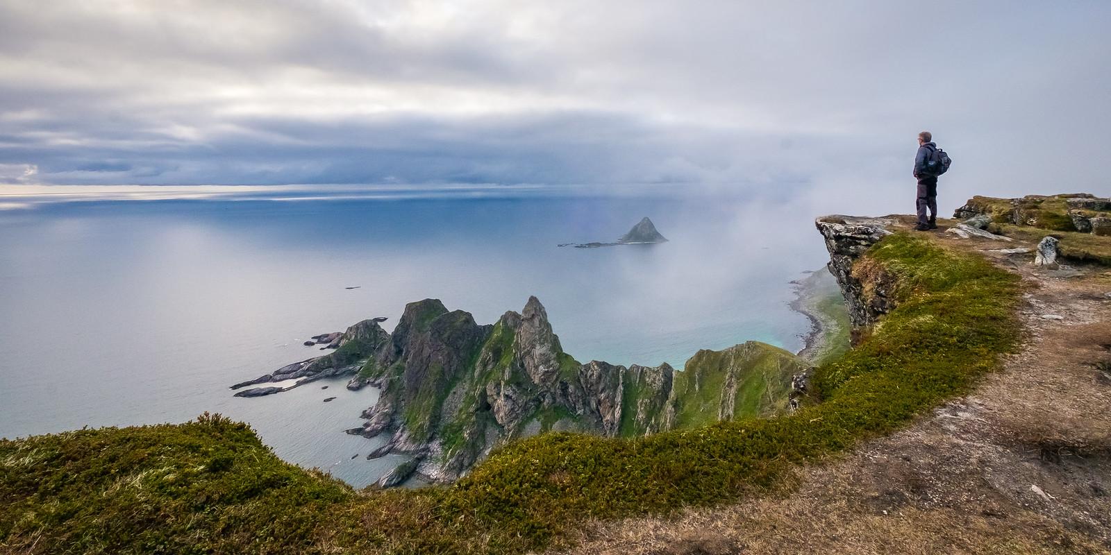 Bleiksøya view