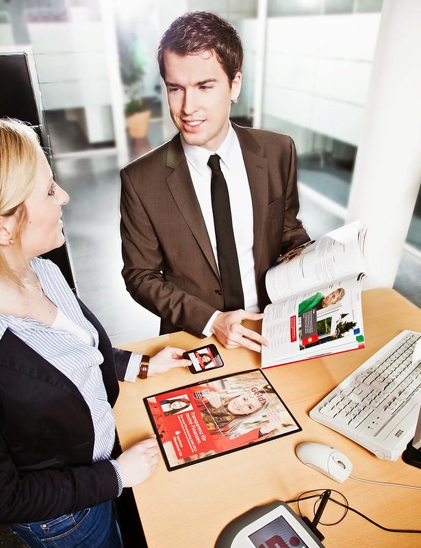 DeskWindo A4 5 - Sparkasse