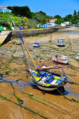 Meule Harbour - L'Île-d'Yeu | by -M a r t i n-
