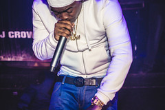 G-Unit's Kidd Kidd in Montreal
