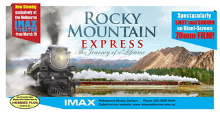 ROCKY MOUNTAIN EXPRESS - IMAX | by loco_b67