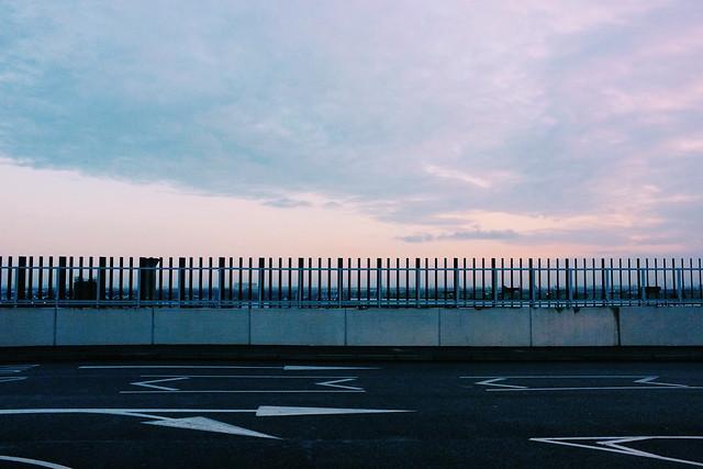 Heathrow, 6:13pm