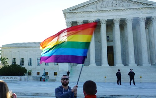 SCOTUS APRIL 2015 LGBTQ 54709 | by tedeytan