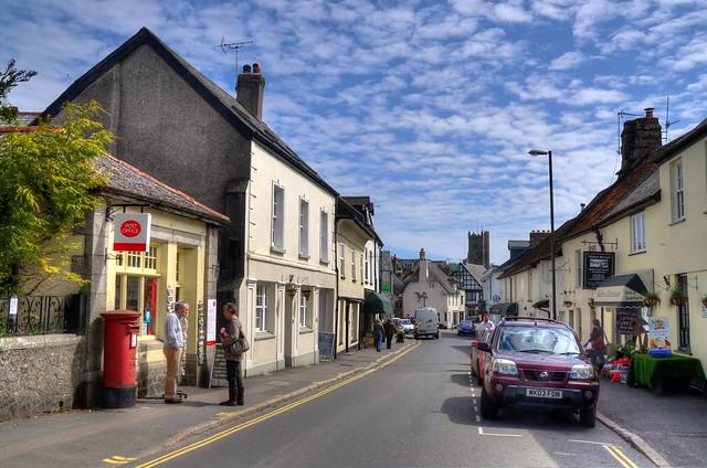 Moretonhampstead, Dartmoor (Explored)