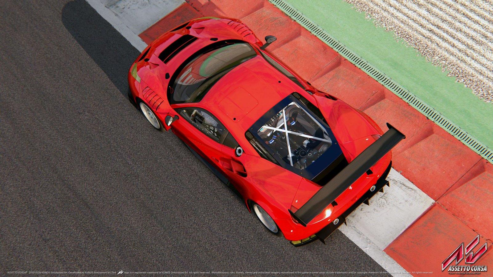 F 488 GT3