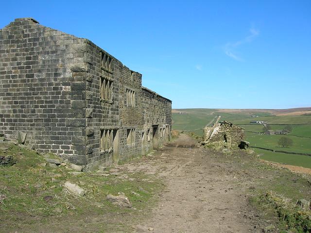 Ruin/Disused Farmhouse