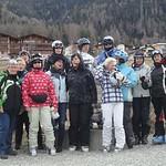 Skiweekend Savognin Frauenriege 2011