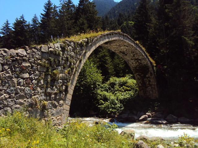 Çat Köprüsü by bryandkeith on flickr