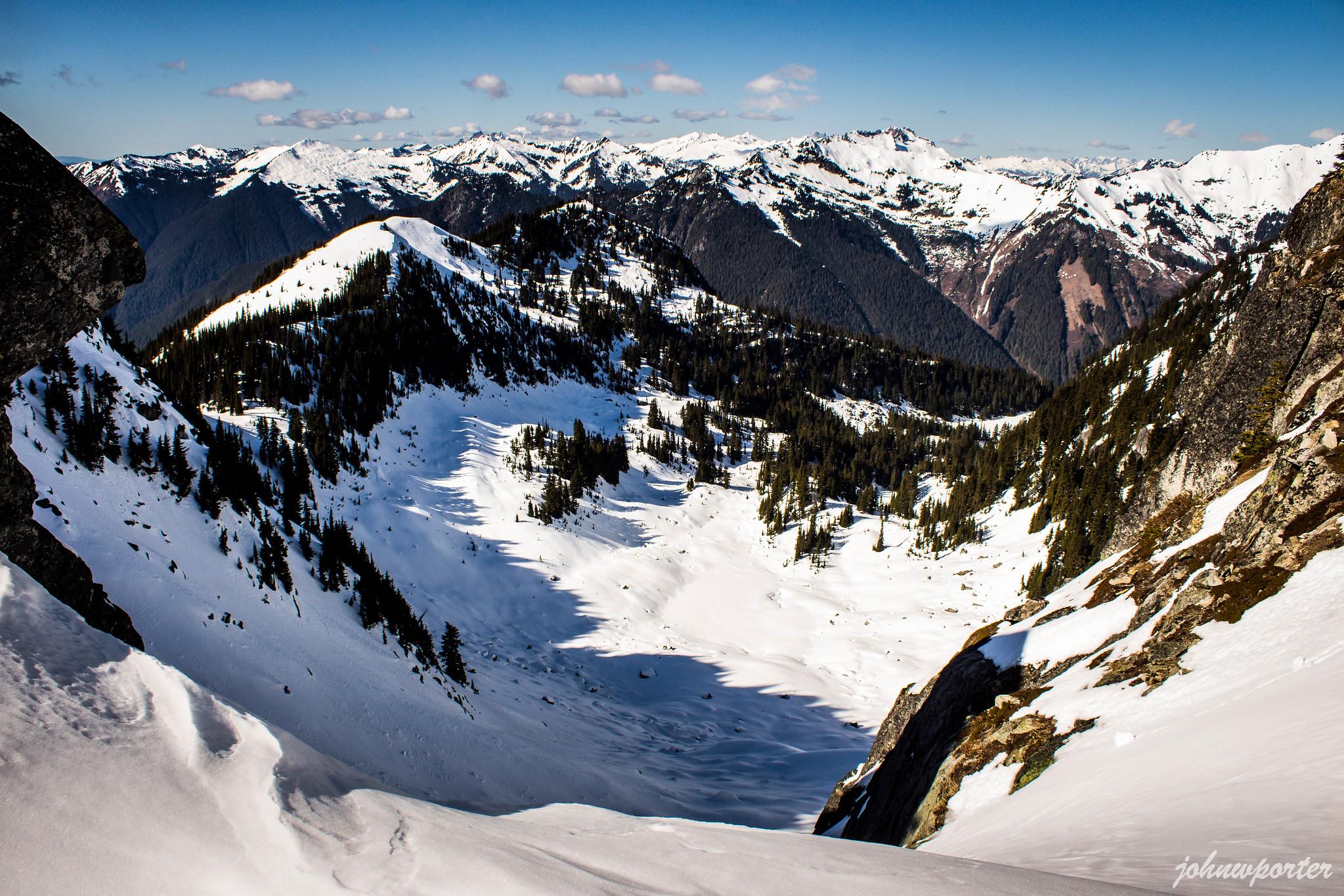 Lookout Lake Basin