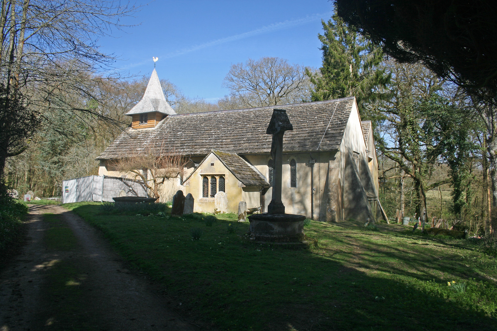 Walliswood Church