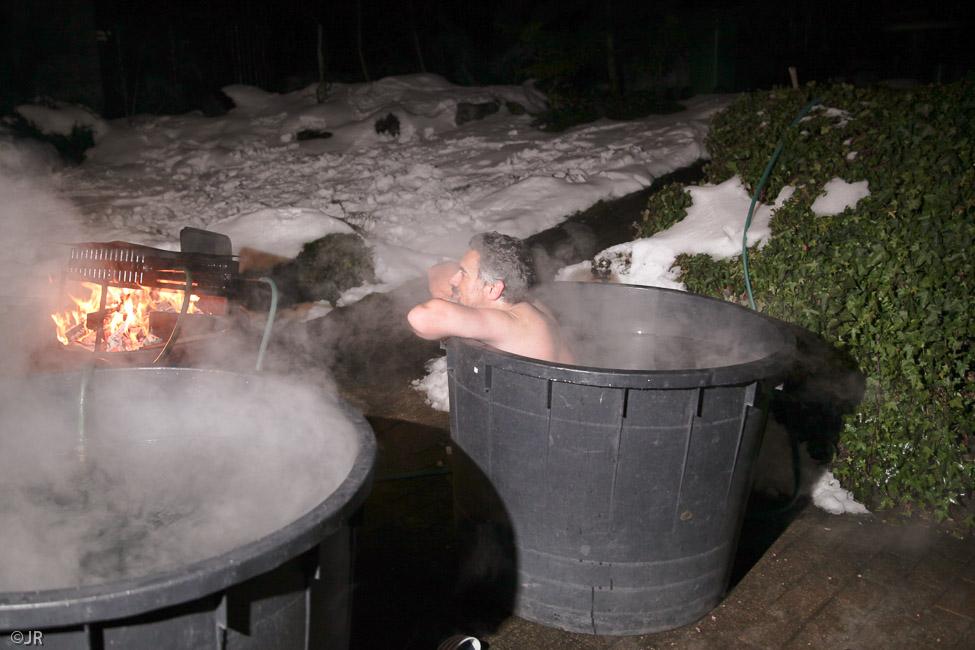 2013 - Hot-Pot bei Markus und Käthi