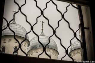Литургия в Юрьевом монастыре 15