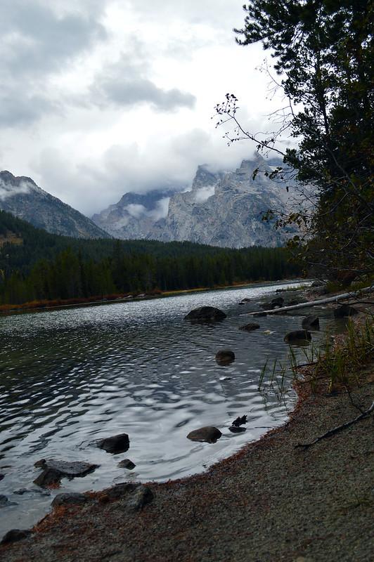 String Lake Grand Teton