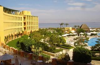 Intercontinental Hotel Taba - Egypt