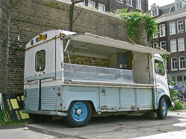 1971 CITROËN HY Currus Mobile Shop