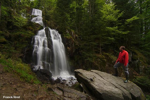 Cascade du Grand Tendon - Vosges