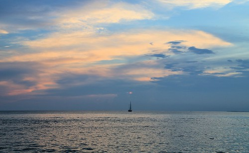 photosbymch landscape seascape sunset sailboat clouds ocean sea gulfofmexico fortzacharytaylorstatepark keywest florida usa canon 5dmkiii 2015 beach silhouette outdoor