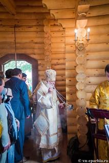 Освящение храма в Кремле 120