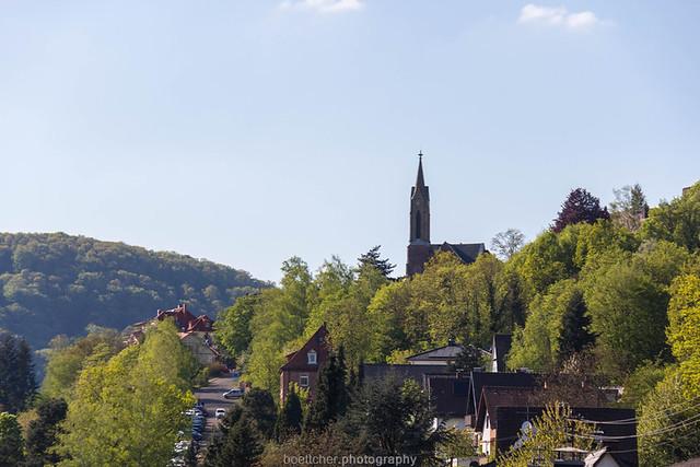 Dilsberg Church Tower - May 2016 I