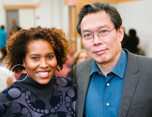 Salamishah Tillet and John Kuo Wei Tchen