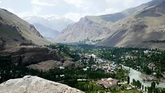 Khorog / Хорог (Tajikistan) - Border town