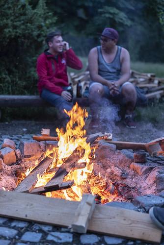 igmetalljugendbayern posted a photo:Ohne unsere tollen Auf- und Abbauhelfer_innen wäre auch unser #Camp18 nicht möglich gewesen.