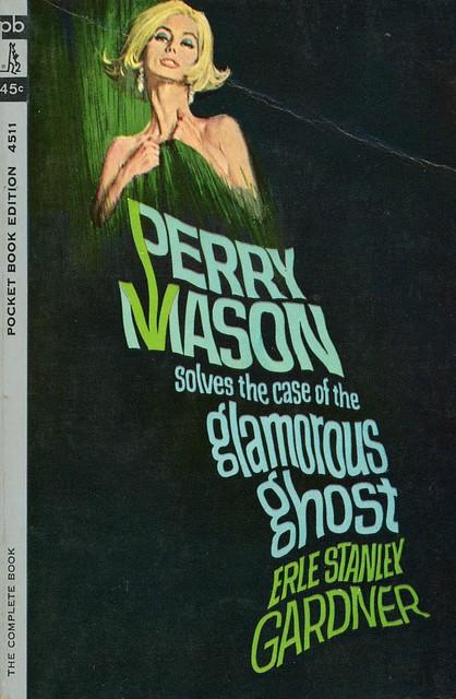 Pocket Books 4511 - Erle Stanley Gardner - The Case of the Glamorous Ghost