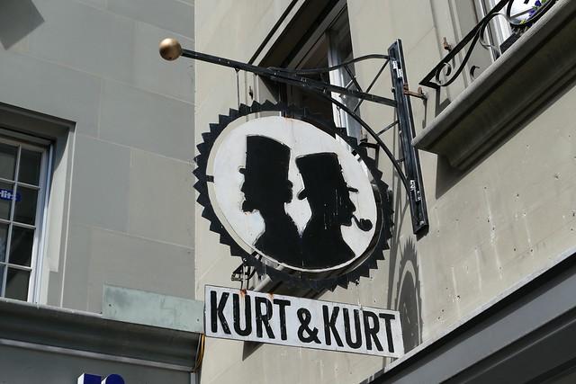 Restaurant Brasserie Kurt&Kurt in Bern