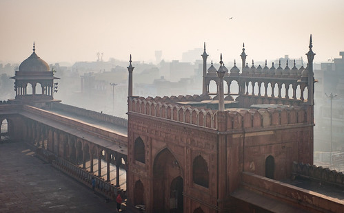 Southern Gate | Jama Masjid, Old Delhi, India | by t linn