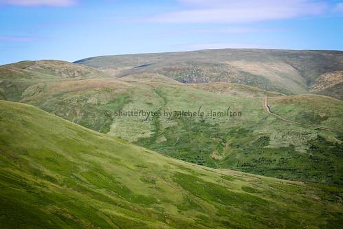 june2018 scotland border clouds countryside hills landscape sky unitedkingdom gb moffat dumfries galloway