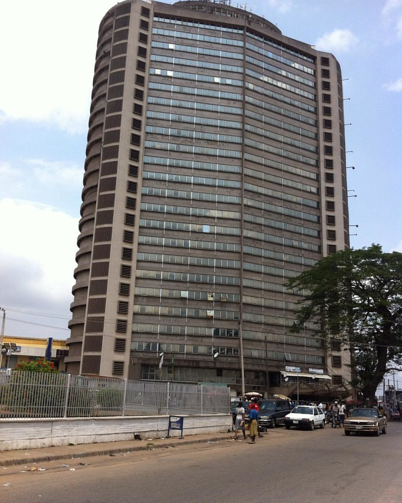 Cocoa House Ibadan, completed in 1965 at a height of 105 m… | Flickr