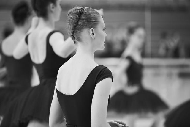 Summer Performance rehearsals, Upper School