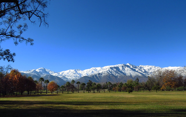 Parque Padre Hurtado / Santiago / Chile