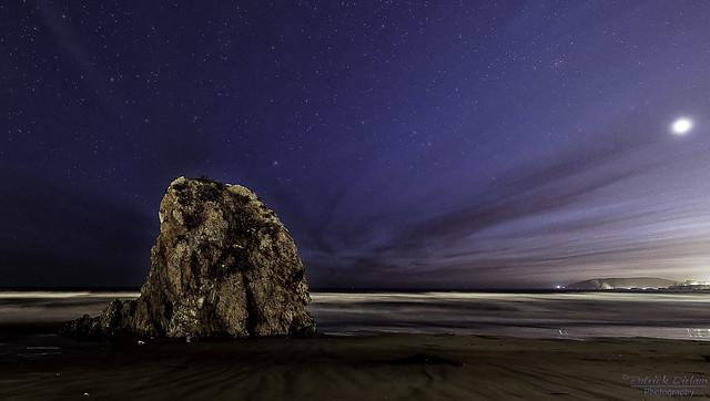 Pismo Beach twilight - Explore
