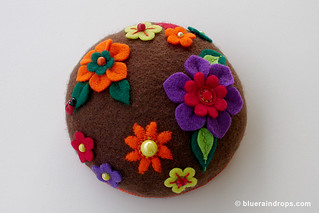 felt pincushions24 | by elsa.blueraindrops