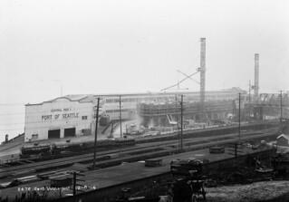 Central Pier 1, 1914