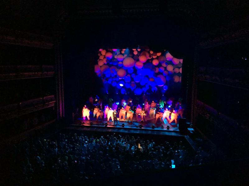 Pet Shop Boys.  Inner Sanctum. Royal Opera House. London. 20/07/2016