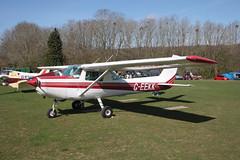 G-EEKK Popham Cessna 152